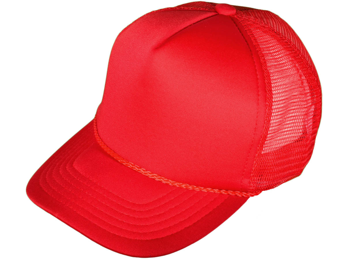 Donald Trump s red rope trucker hat is back in stock ... afdf9bf96a8